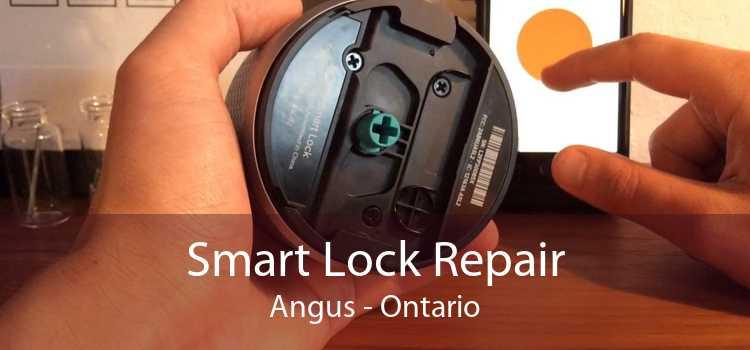 Smart Lock Repair Angus - Ontario