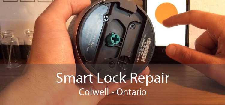 Smart Lock Repair Colwell - Ontario