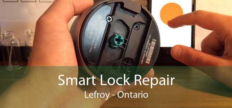 Smart Lock Repair Lefroy - Ontario