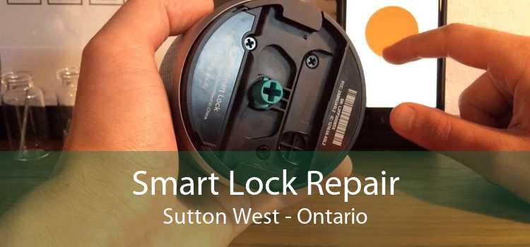 Smart Lock Repair Sutton West - Ontario