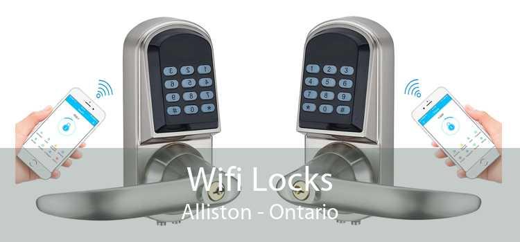 Wifi Locks Alliston - Ontario