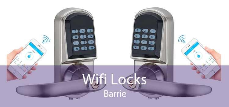 Wifi Locks Barrie