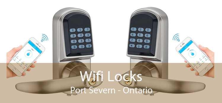 Wifi Locks Port Severn - Ontario